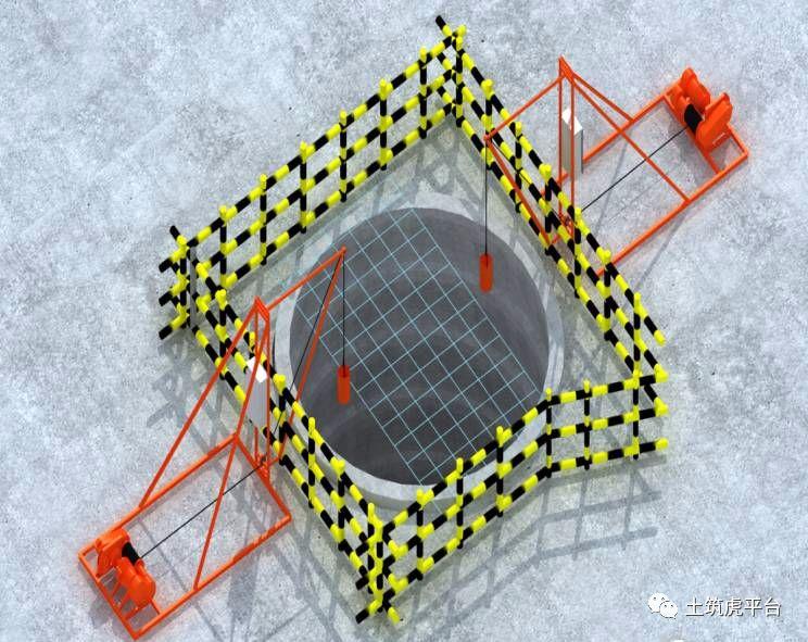 五分钟带你学习超深人工挖孔桩施工安全及质量控制_13