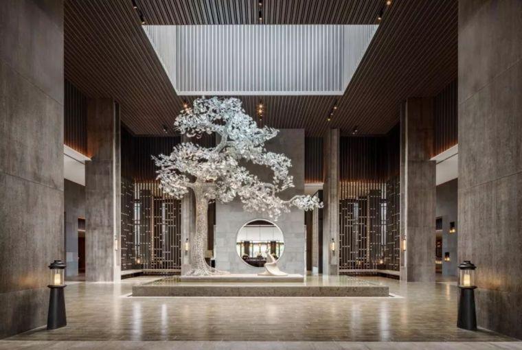 新加坡著名室内设计公司 LTW 最新力作 | 曲阜鲁能 JW 万豪酒店