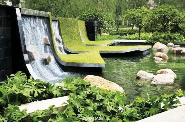 景观快题设计干货|景观理水要点(中)_7