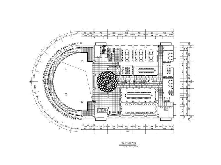 [山东]豪德山东写字楼设计施工图+设计说明+机电图+物料表