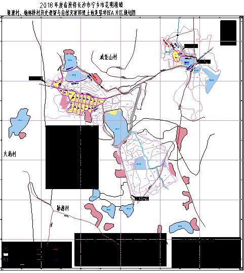 灌溉排水、涵洞、田间道路、人行桥工程图纸(附清单)
