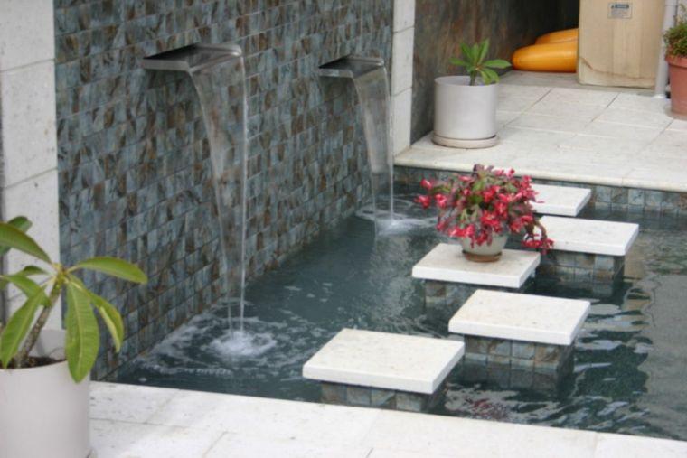 有这样一个水景花园,心情简直美爆了