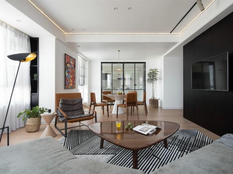 瑞安现代风格的居住空间