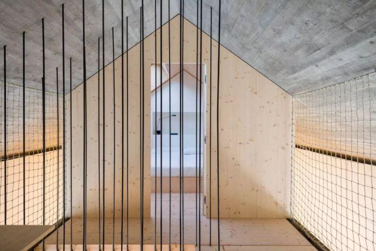 颠覆常规 细节与材料的完美结合,让建筑大放异彩