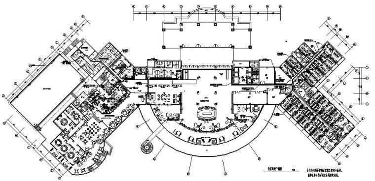 海南五星级度假酒店改造工程施工图
