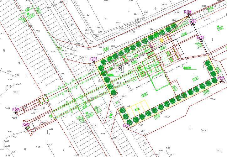 低涵改造及排渍泵站新建工程图纸(附工程量清单)