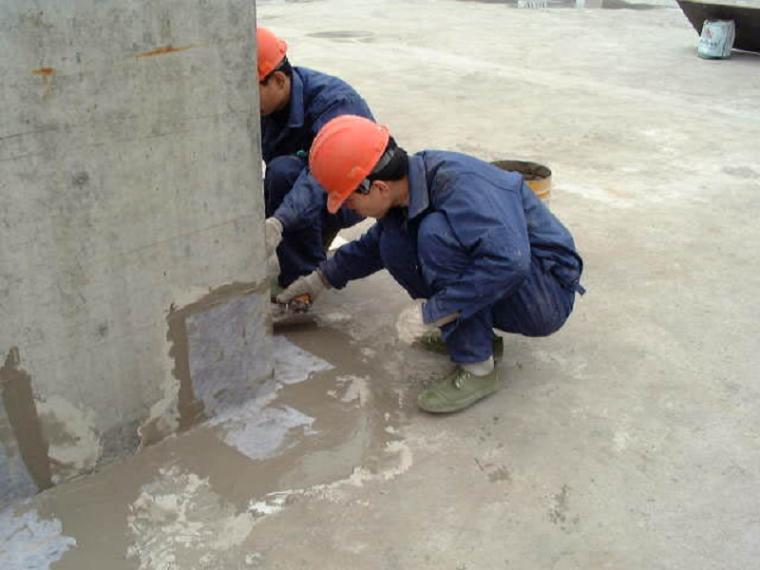 防水材料性能检测及应用培训讲义PPT(88页,图文并茂)