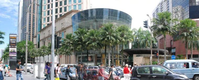 马来西亚吉隆坡升喜廊改造,钻石外表太惊艳!