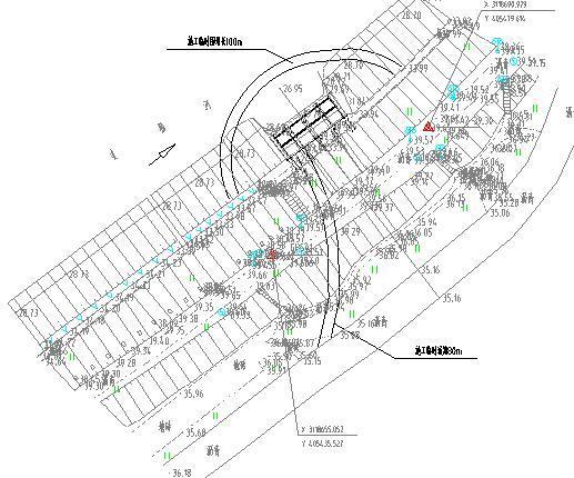 [湖南]防洪涵闸改造工程设计图纸(23张)