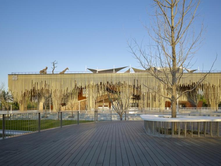 北京世园会植物馆