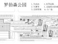 23套知名城市公园景观CAD平面图