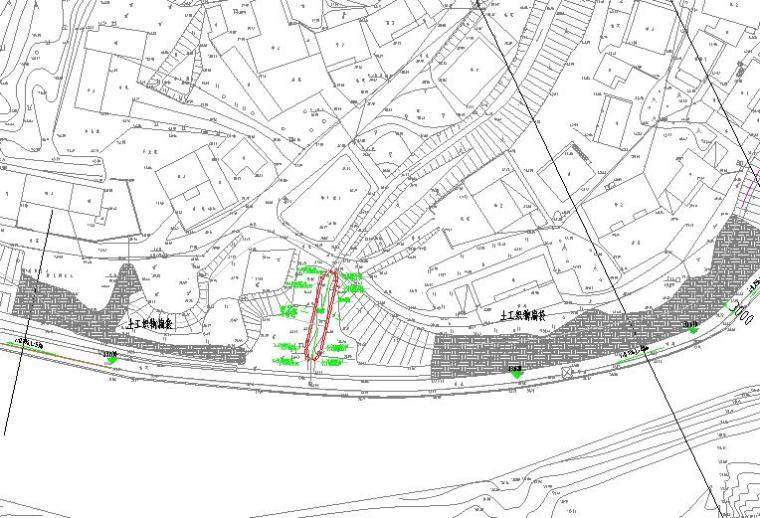 [长沙]水系综合整治闸坝河滩整治项目图纸(附清单)