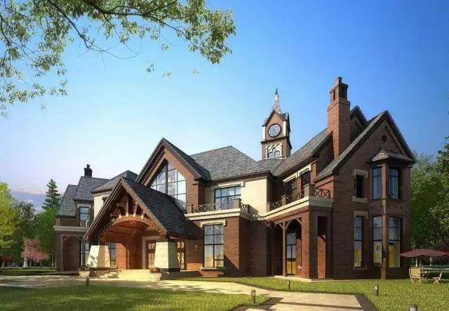 不懂这些建筑风格,别说是干地产的!_11