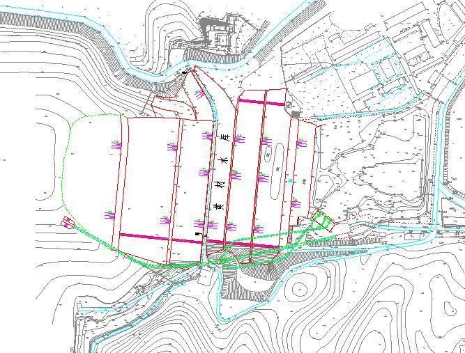 [长沙]水库除险加固工程技施设计图纸(18张)