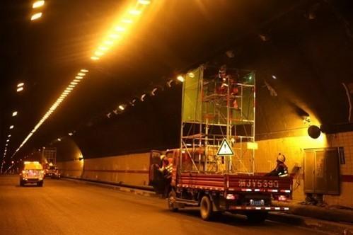 隧道养护维修及防灾救援工作课件