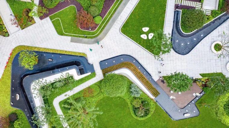 品质大区新作:充满张力的多重体验空间 融创·文旅城·锦御