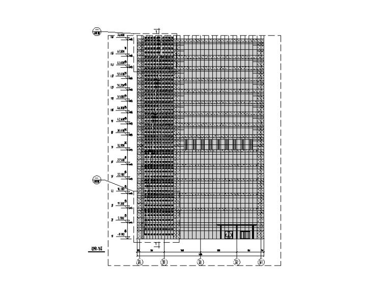 83层超高层综合楼幕墙工程施工图(2011)