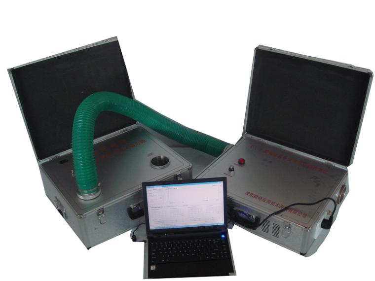 CX-I建筑外窗气密性能现场检测仪使用说明书(含具体操作流程)