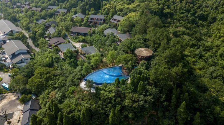 星舟,富春江畔的空中泳池 —— 中国美术学院风景建筑设计