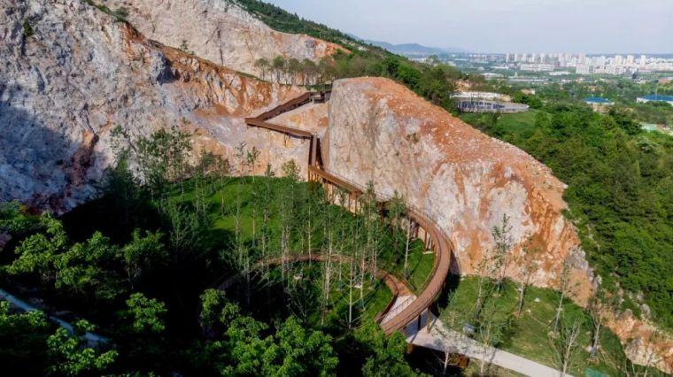 景观生态修复|4个经典矿坑公园案例分享+全国矿坑现状简介_9