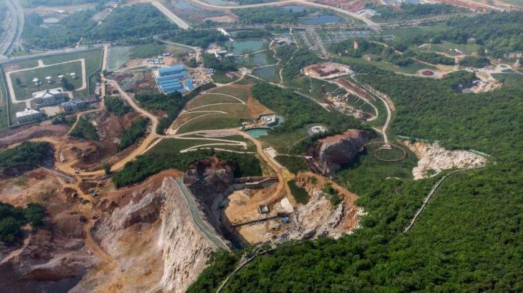 景观生态修复|4个经典矿坑公园案例分享+全国矿坑现状简介_13