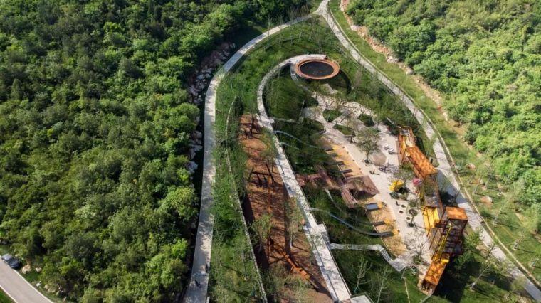 景观生态修复|4个经典矿坑公园案例分享+全国矿坑现状简介_33