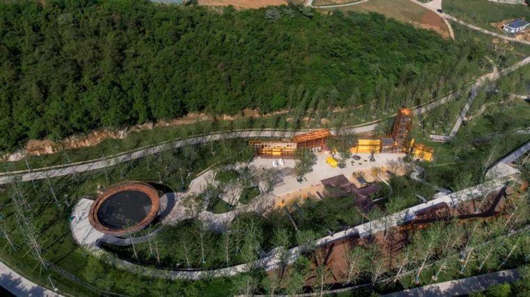 景观生态修复|4个经典矿坑公园案例分享+全国矿坑现状简介_32
