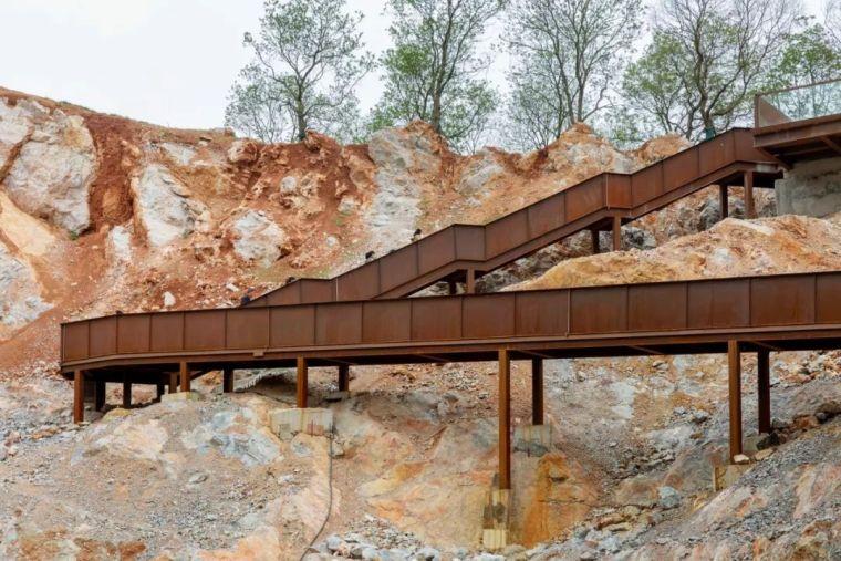 景观生态修复|4个经典矿坑公园案例分享+全国矿坑现状简介_46
