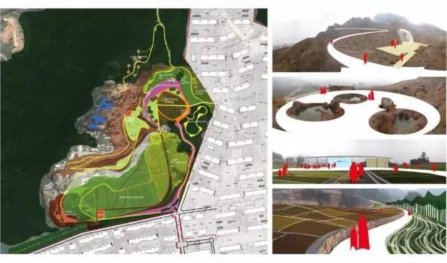 景观生态修复|4个经典矿坑公园案例分享+全国矿坑现状简介_47