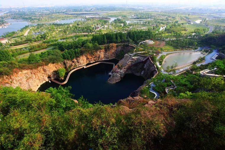 景观生态修复|4个经典矿坑公园案例分享+全国矿坑现状简介_80