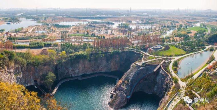 景观生态修复|4个经典矿坑公园案例分享+全国矿坑现状简介_87