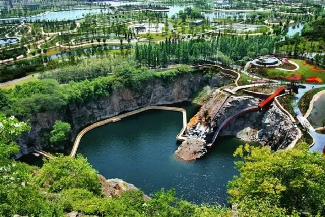 景观生态修复|4个经典矿坑公园案例分享+全国矿坑现状简介_89