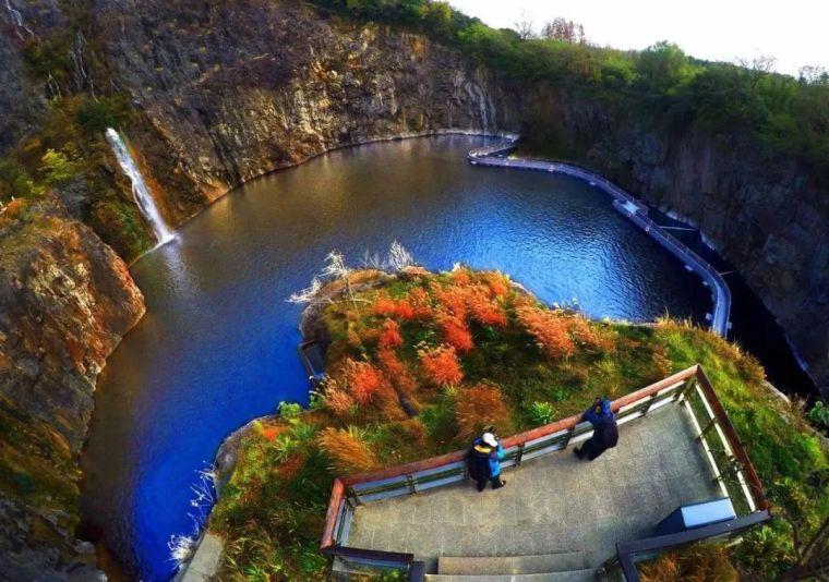 景观生态修复|4个经典矿坑公园案例分享+全国矿坑现状简介_101