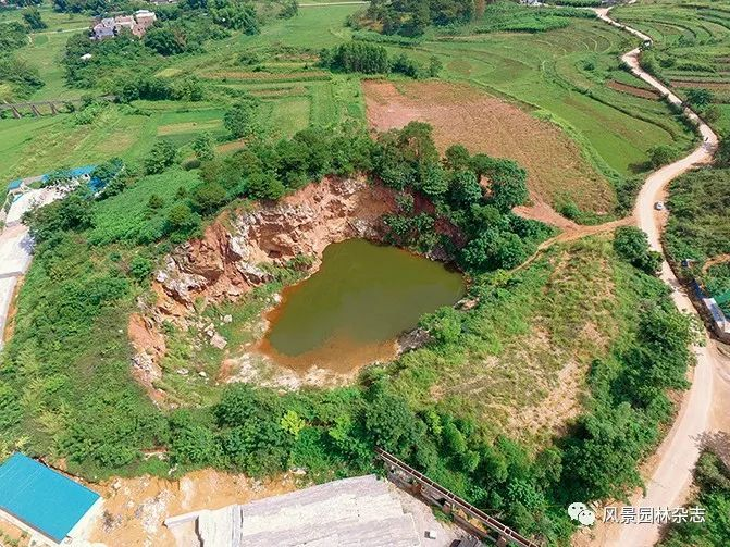景观生态修复|4个经典矿坑公园案例分享+全国矿坑现状简介_107