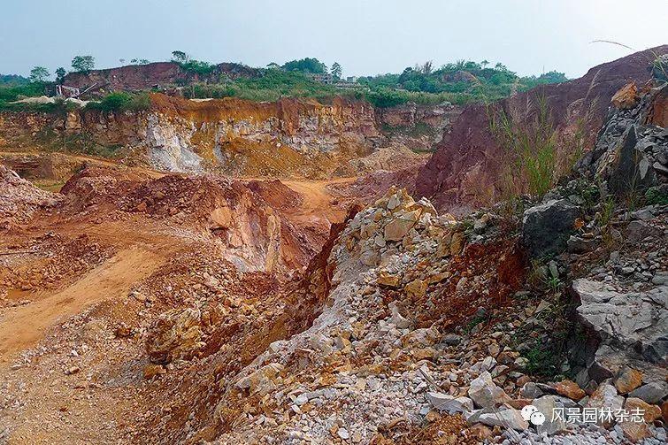 景观生态修复|4个经典矿坑公园案例分享+全国矿坑现状简介_106