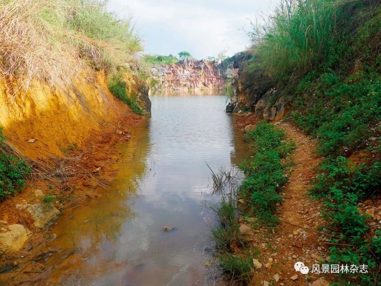 景观生态修复|4个经典矿坑公园案例分享+全国矿坑现状简介_110