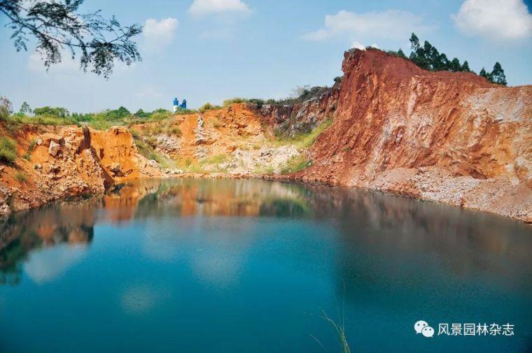 景观生态修复|4个经典矿坑公园案例分享+全国矿坑现状简介_121