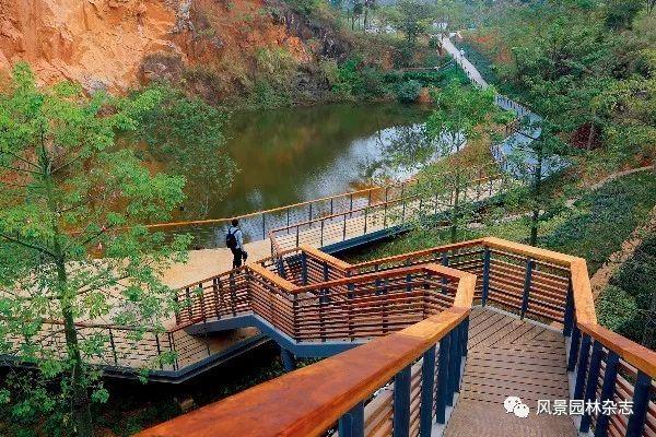 景观生态修复|4个经典矿坑公园案例分享+全国矿坑现状简介_115