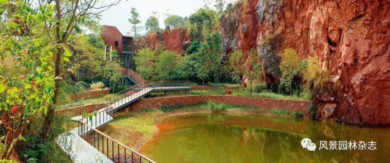景观生态修复|4个经典矿坑公园案例分享+全国矿坑现状简介_116