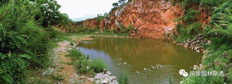景观生态修复|4个经典矿坑公园案例分享+全国矿坑现状简介_114