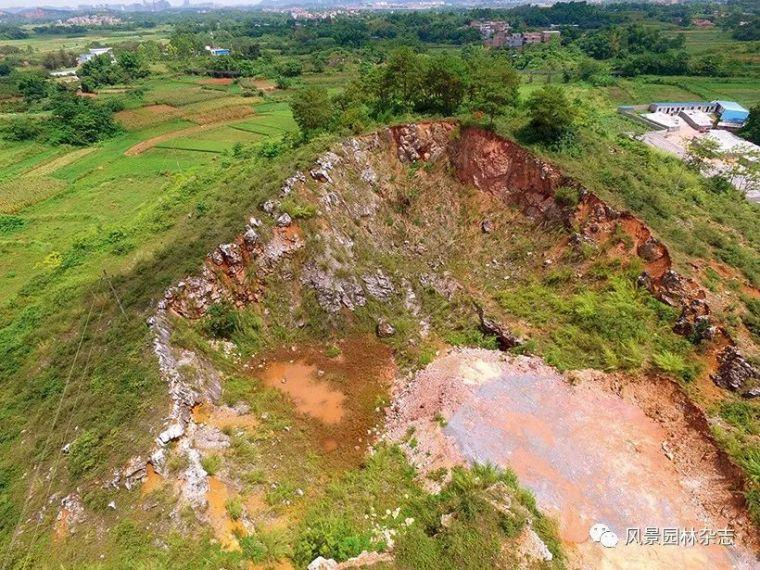 景观生态修复|4个经典矿坑公园案例分享+全国矿坑现状简介_117