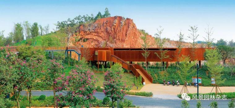 景观生态修复|4个经典矿坑公园案例分享+全国矿坑现状简介_122