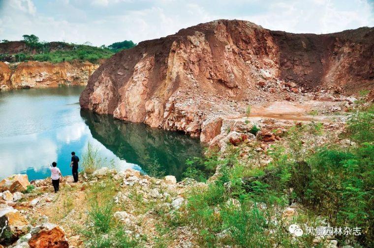 景观生态修复|4个经典矿坑公园案例分享+全国矿坑现状简介_125