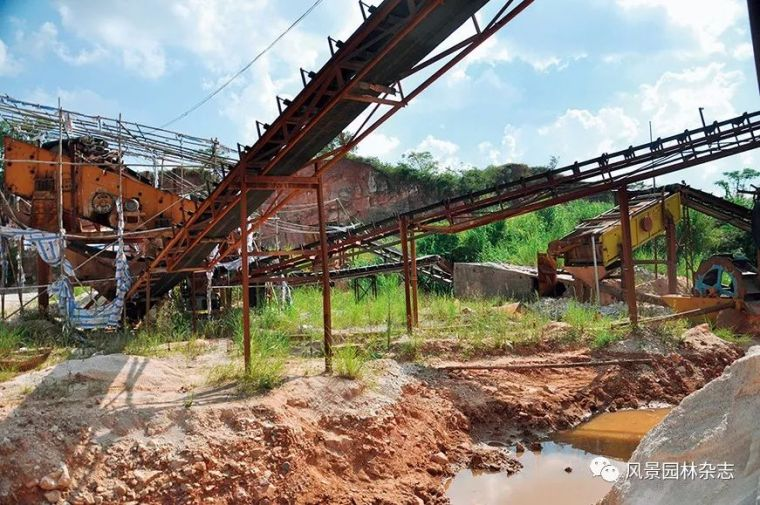 景观生态修复|4个经典矿坑公园案例分享+全国矿坑现状简介_130