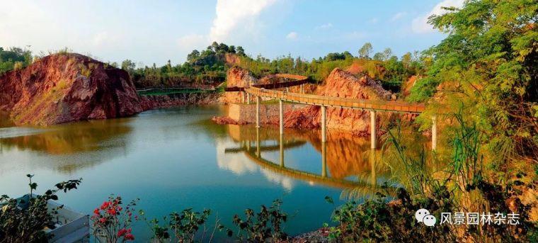 景观生态修复|4个经典矿坑公园案例分享+全国矿坑现状简介_126
