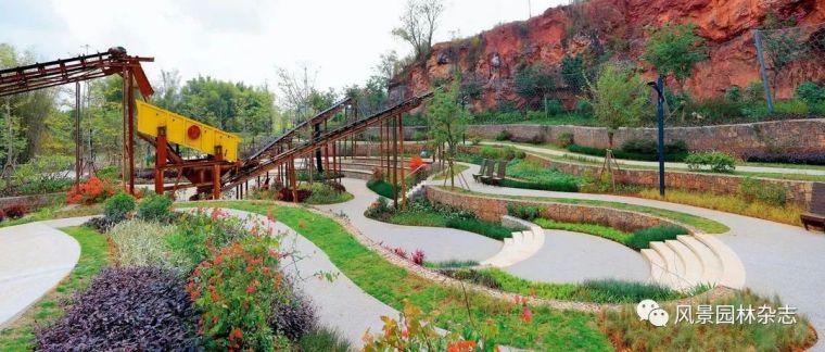 景观生态修复|4个经典矿坑公园案例分享+全国矿坑现状简介_132
