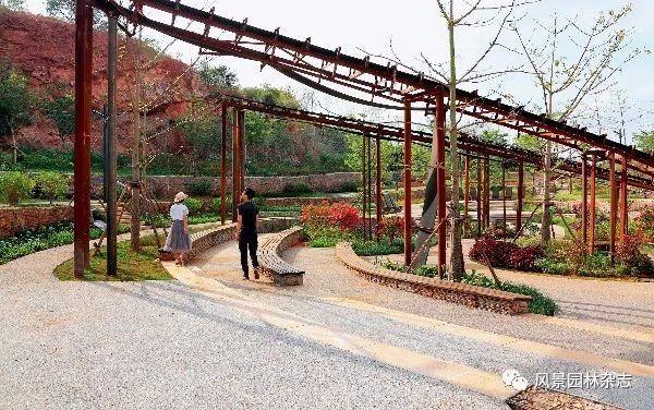 景观生态修复|4个经典矿坑公园案例分享+全国矿坑现状简介_133