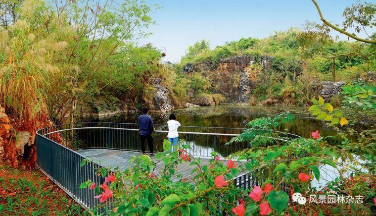 景观生态修复|4个经典矿坑公园案例分享+全国矿坑现状简介_135