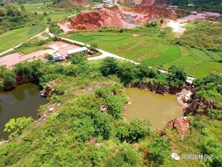 景观生态修复|4个经典矿坑公园案例分享+全国矿坑现状简介_134