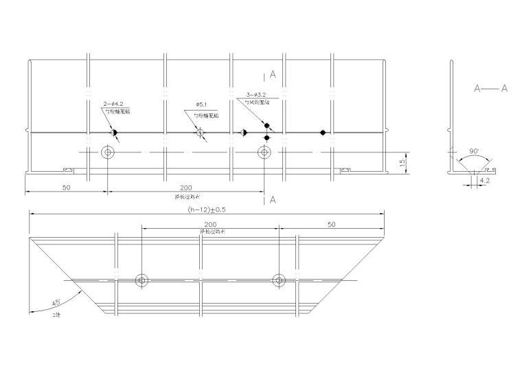 180隐框幕墙工艺节点图(64张)